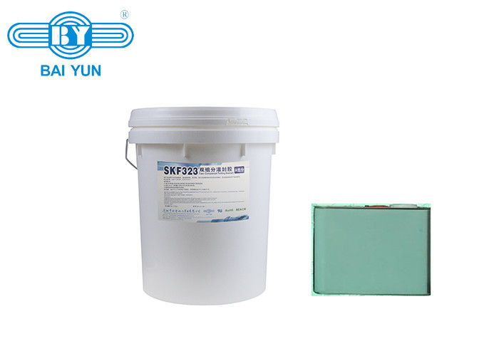 Conductive Electrical Grease 20KG Potting Material For Electronic Components